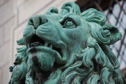 Der bayerische Löwe