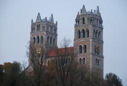 St. Maximilian im Münchner Glockenbachviertel