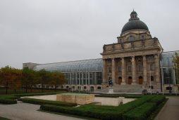 Bayerische Staatskanzlei am Hofgarten