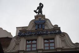 Hofbräuhaus München, ganz oben