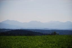 Hach, die Berge