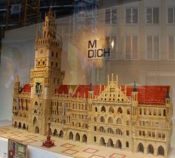 Rathaus München Miniatur