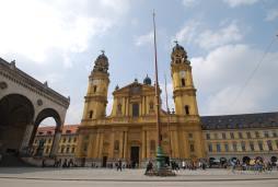 Theatinerkirche München