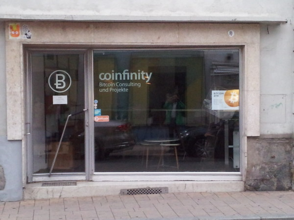 Graz: bitcoinladen