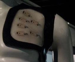 Linz: ars electronica: Gedankengesteuerter Armprothese