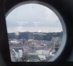 Linz Höhenrausch: Fernglas
