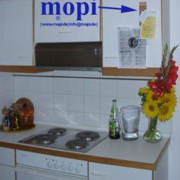 MOPI in der Küche